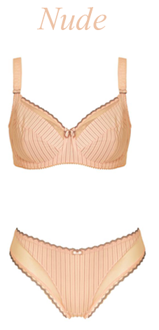 Fantasie Lois Nude bra and brief