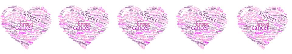 belle lingerie breast cancer awareness