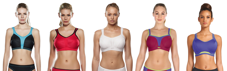 Your Guide To Finding The Perfect Sports Bra