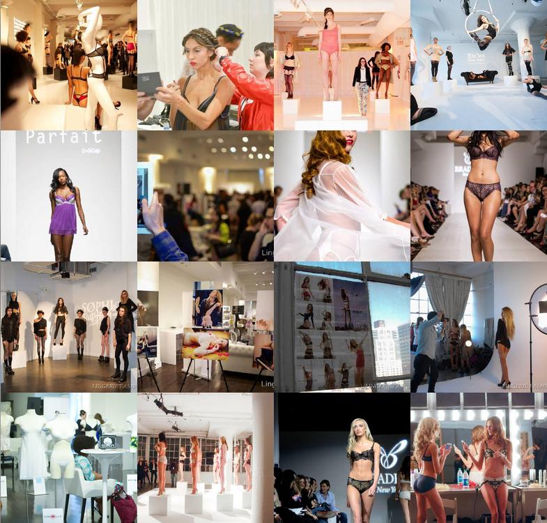 lingerie fashion week images belle lingerie blog