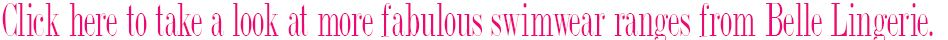 belle lingerie swimwear collection banner