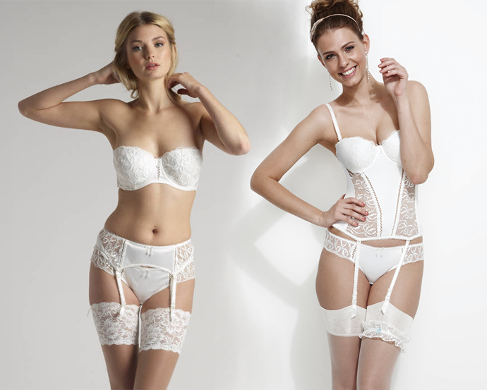 lepel bouquet ivory