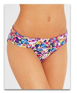 3717 freya summer classic fold bikini briefs