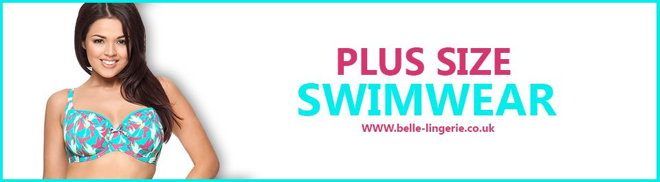 belle lingerie plus size swimwear