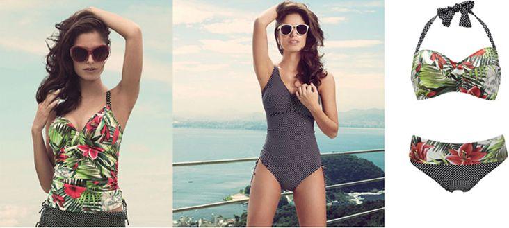 Fantasie Malola Swimwear Range Multi Print