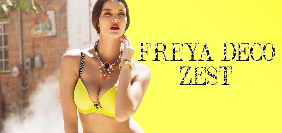 THE NEW FREYA DECO ZEST HAS ARRIVED AND IT IS ALREADY TURNING HEADS ee23e9364