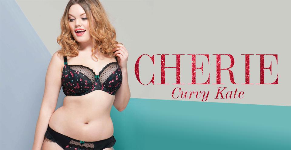 curvy kate cherie cherry print