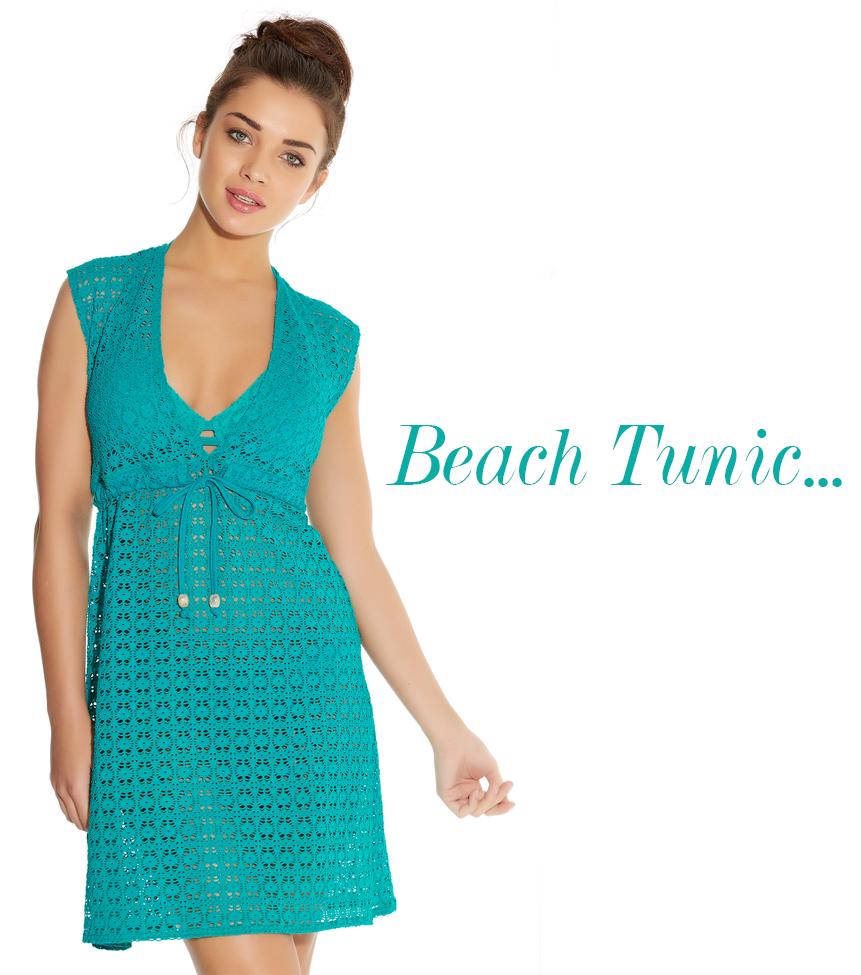 3908 Freya Spirit Beach Tunic Dress
