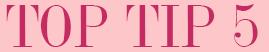 belle lingerie bra fitting top tip 5