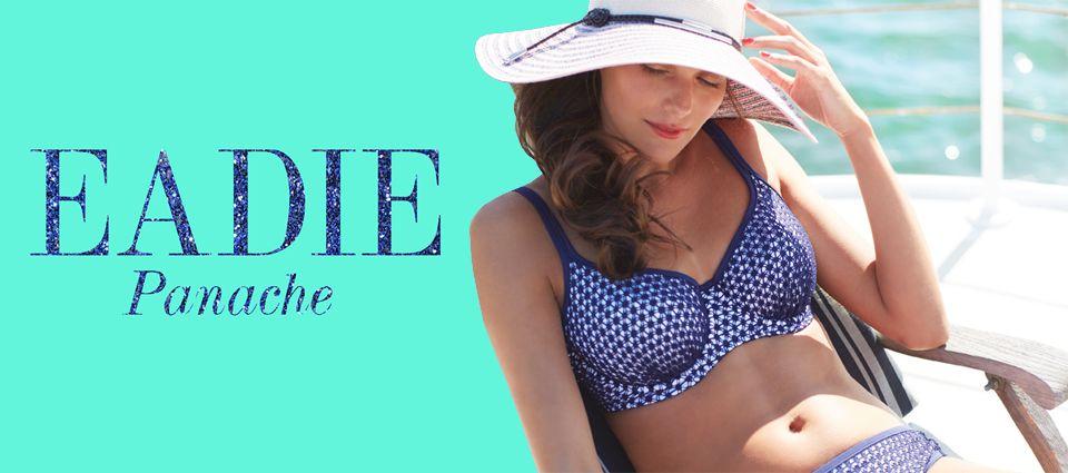 SW0862 Panache Eadie Balcony Bikini Top