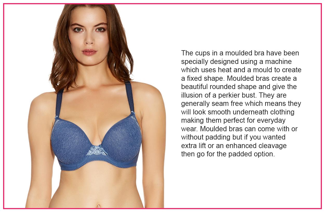 belle lingerie style guide moulded bras
