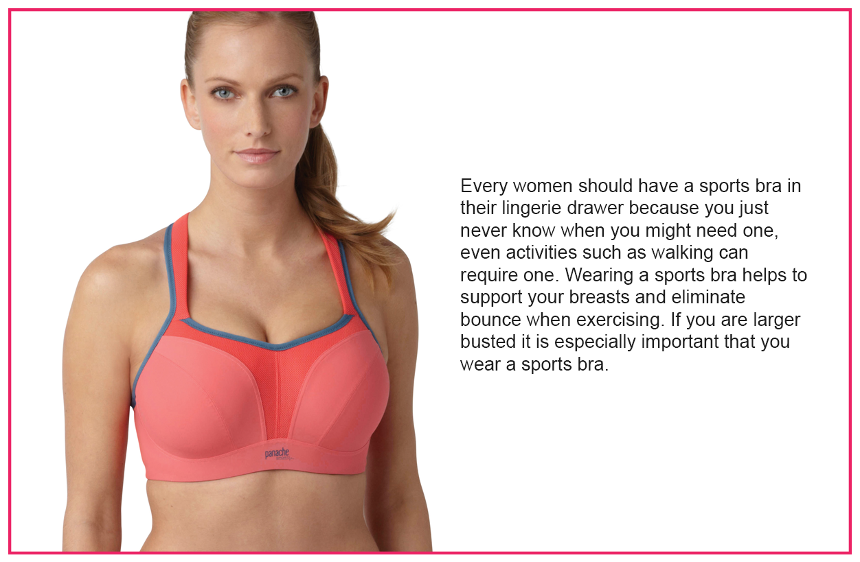 belle lingerie style guide sports bras