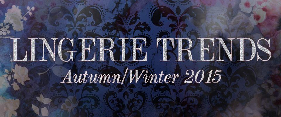 lingerie trends autumn winter 2015 blog banner