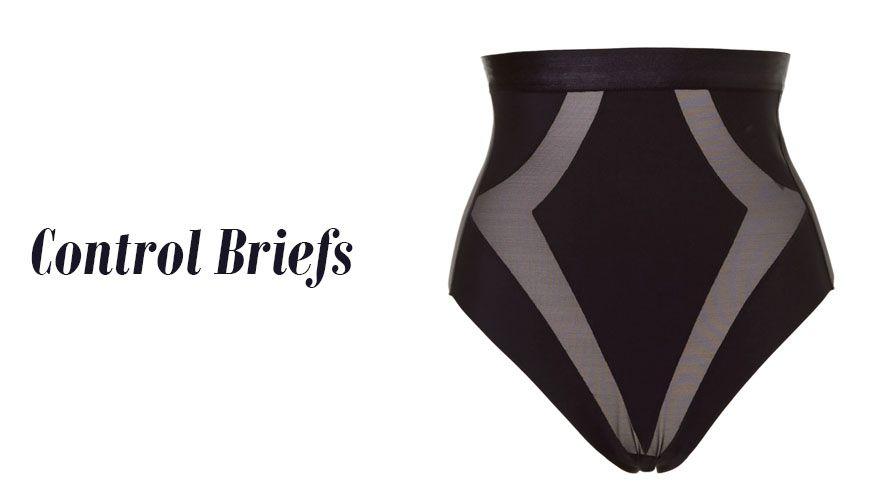 belle lingerie shapewear control briefs