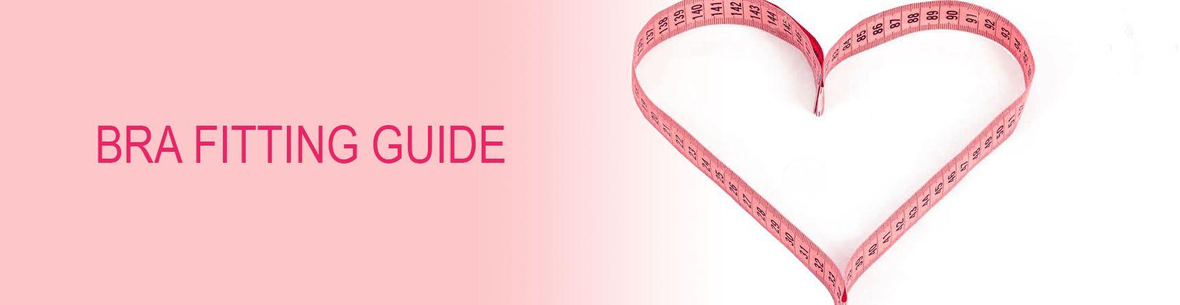 belle lingerie bra fitting guide banner
