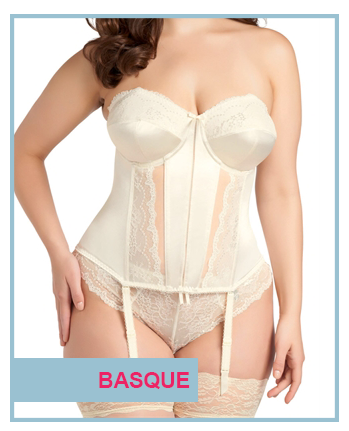 belle lingerie bridal guide basque