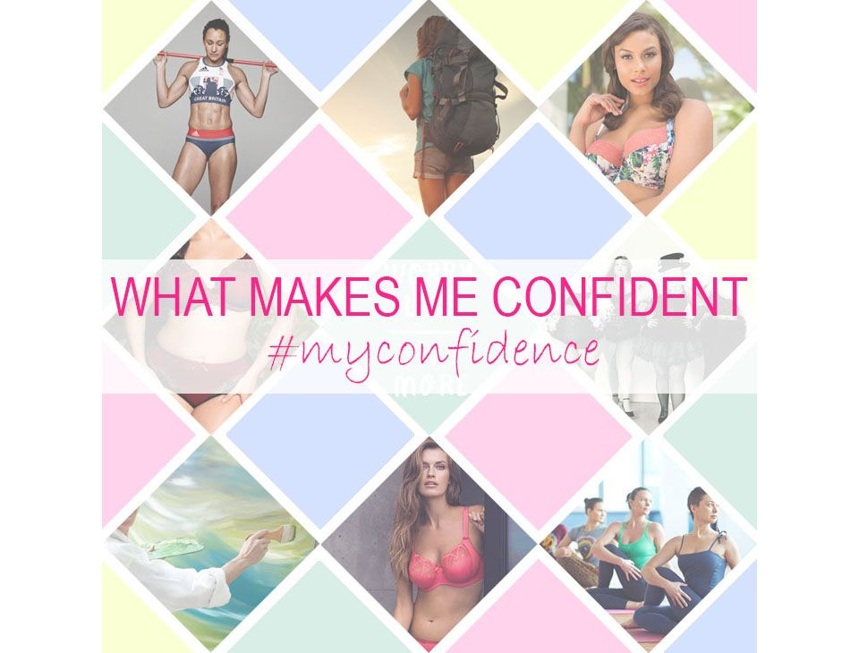 belle lingerie what makes me confident body image blog
