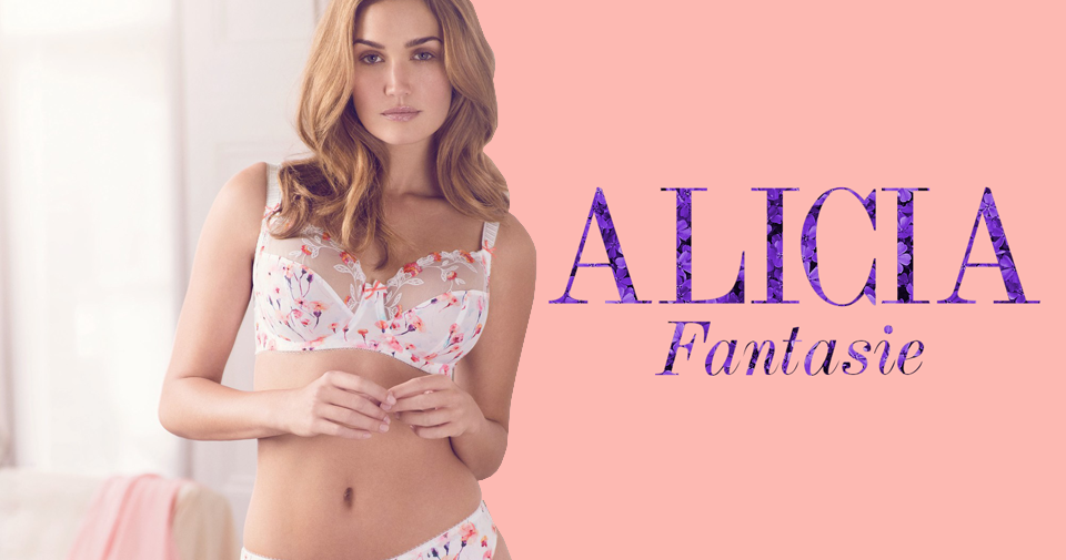 fantasie alicia lingerie collection blossom floral