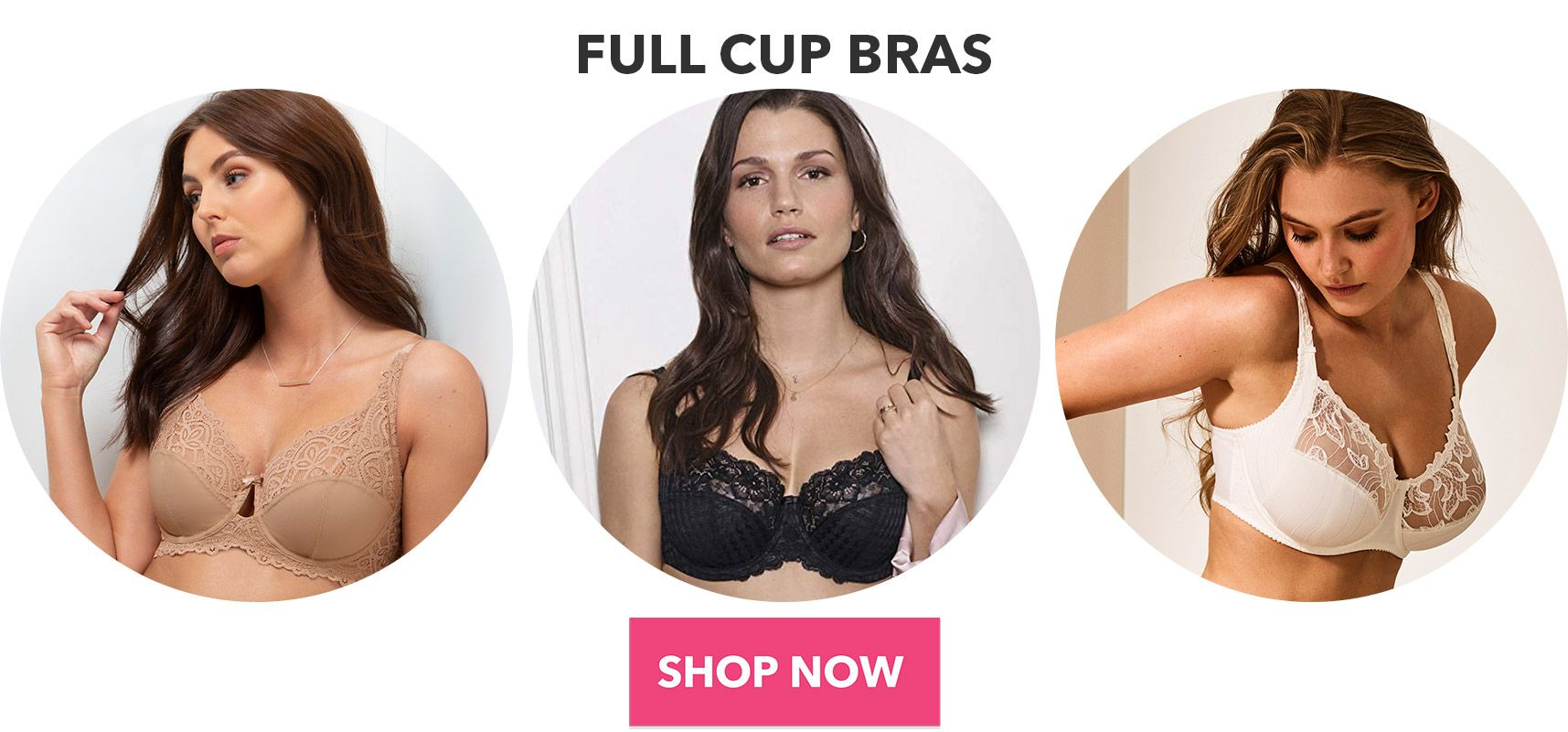 full cup bras shop now