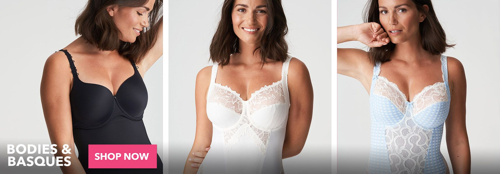 shop shapewear bodies and basques button
