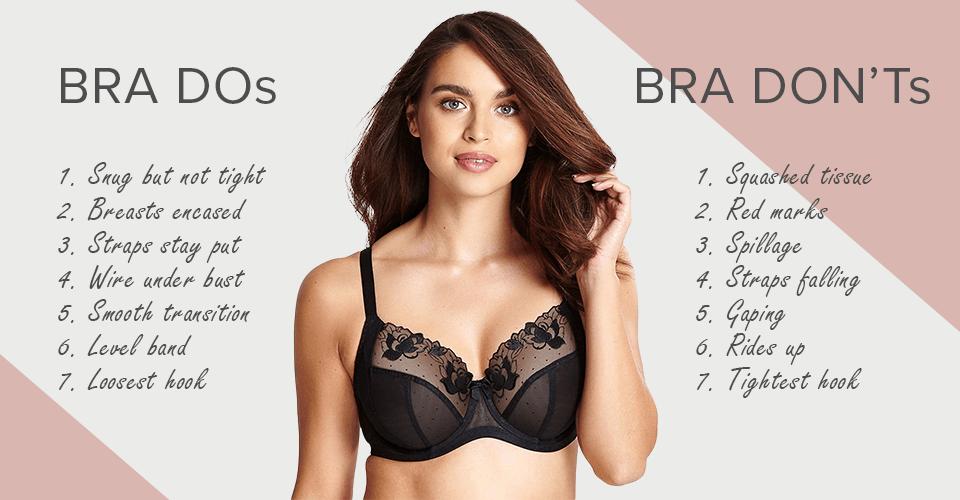 bra fit tips