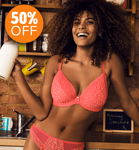 Up to 80% off Freya Lingerie