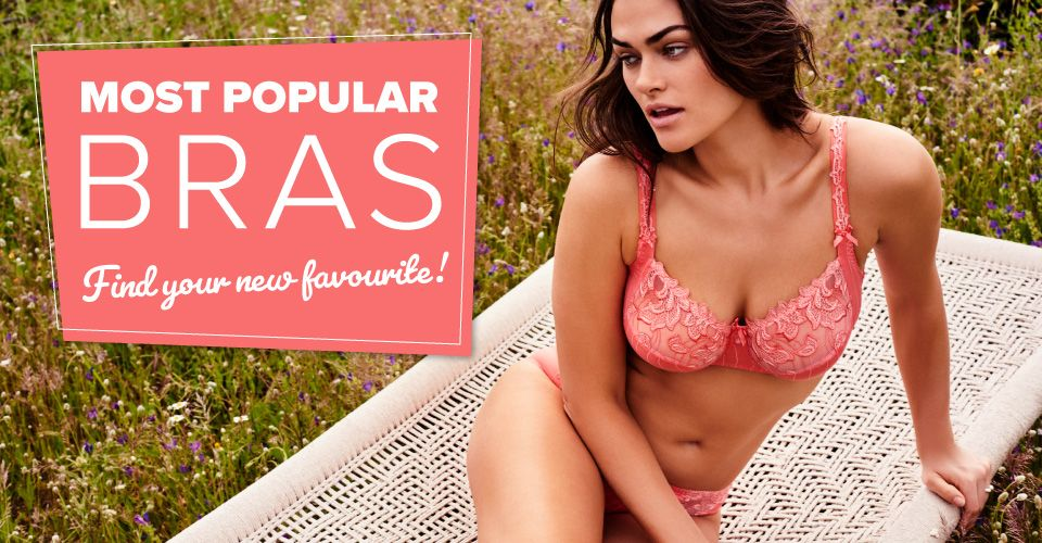 Most Popular Bras
