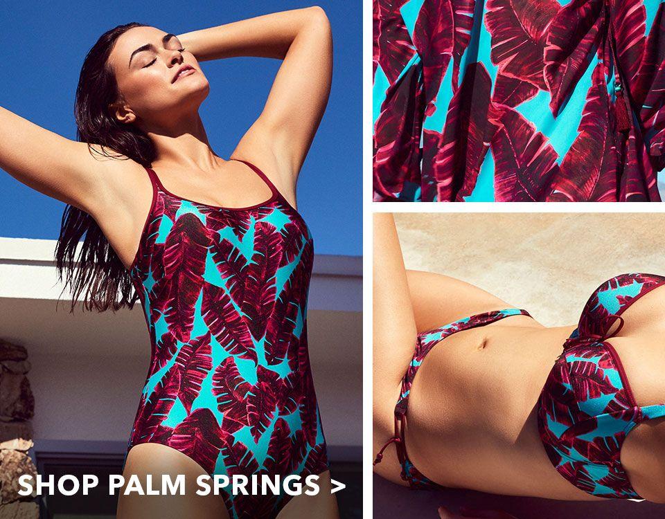 palm springs swimwear, shop now