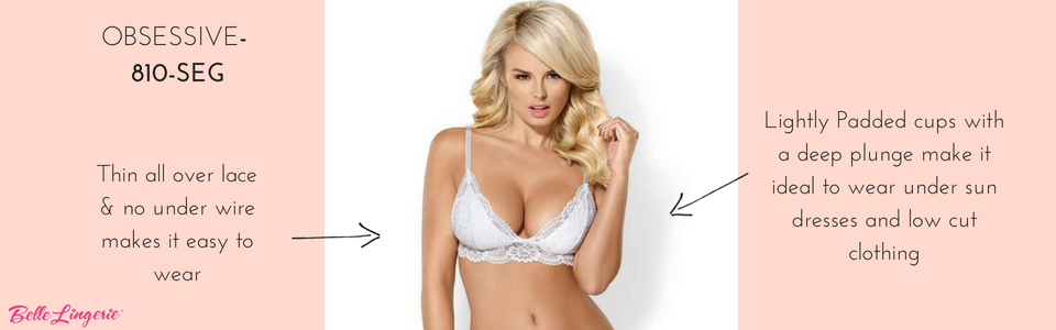 23efc1351b Another great bralette option is the Wacoal Embrace Lace Soft Cup Bra