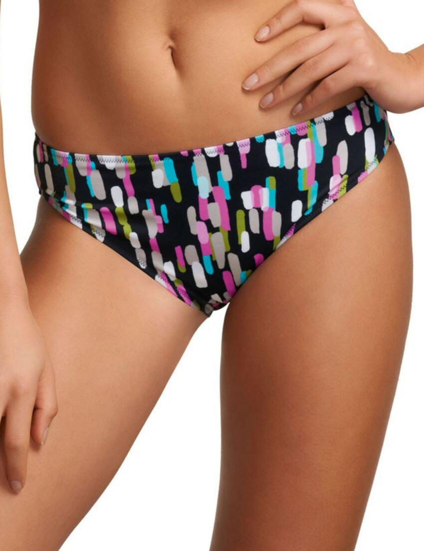 5695 Fantasie St Lucia Mid Rise Bikini Brief Prism - 5695 Mid  Brief
