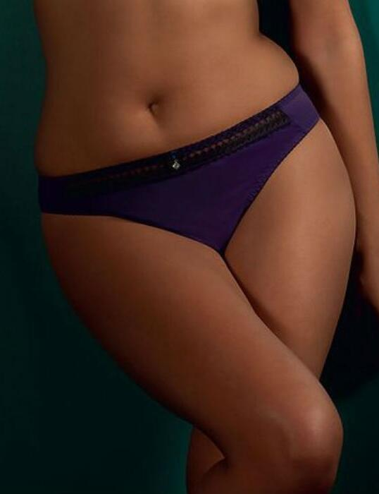 2102 Curvy Kate Gia Thong FREE UK POSTAGE - 2102 Plum