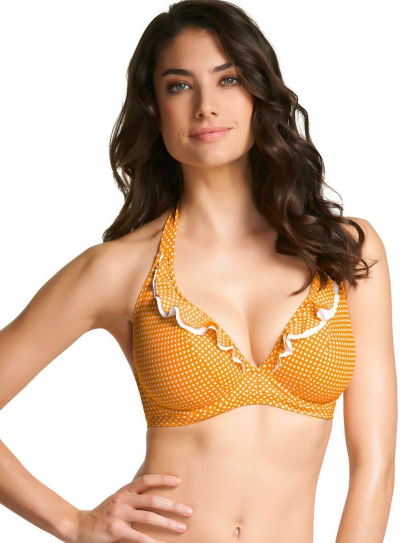 3580 Freya Sunset Boulevard Halter Bikini Top SALE - 3580 Halter Top