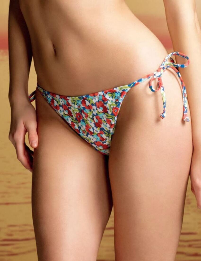 3630 Freya Valentine Reversible Tie Bikini Brief - 3630 Tie Brief