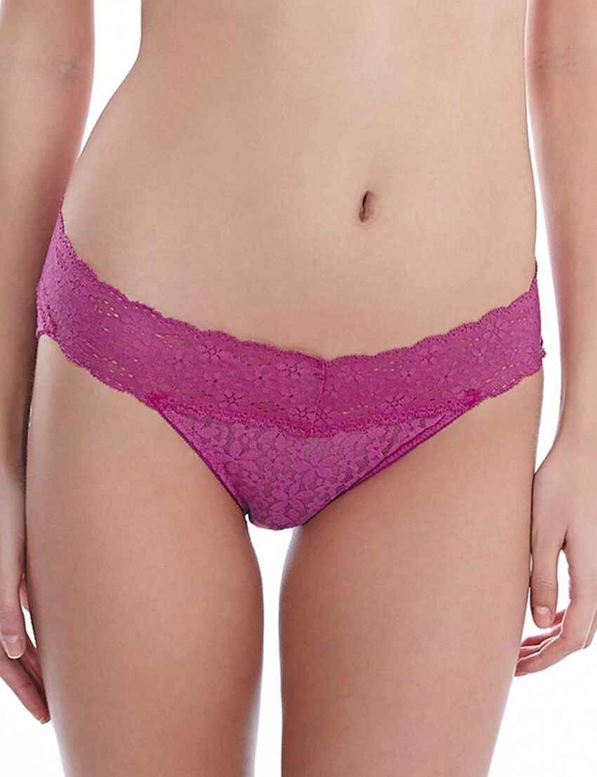054a0f8dd4 Save · 878205 Wacoal Halo Lace Brief - 878205 Wild Aster