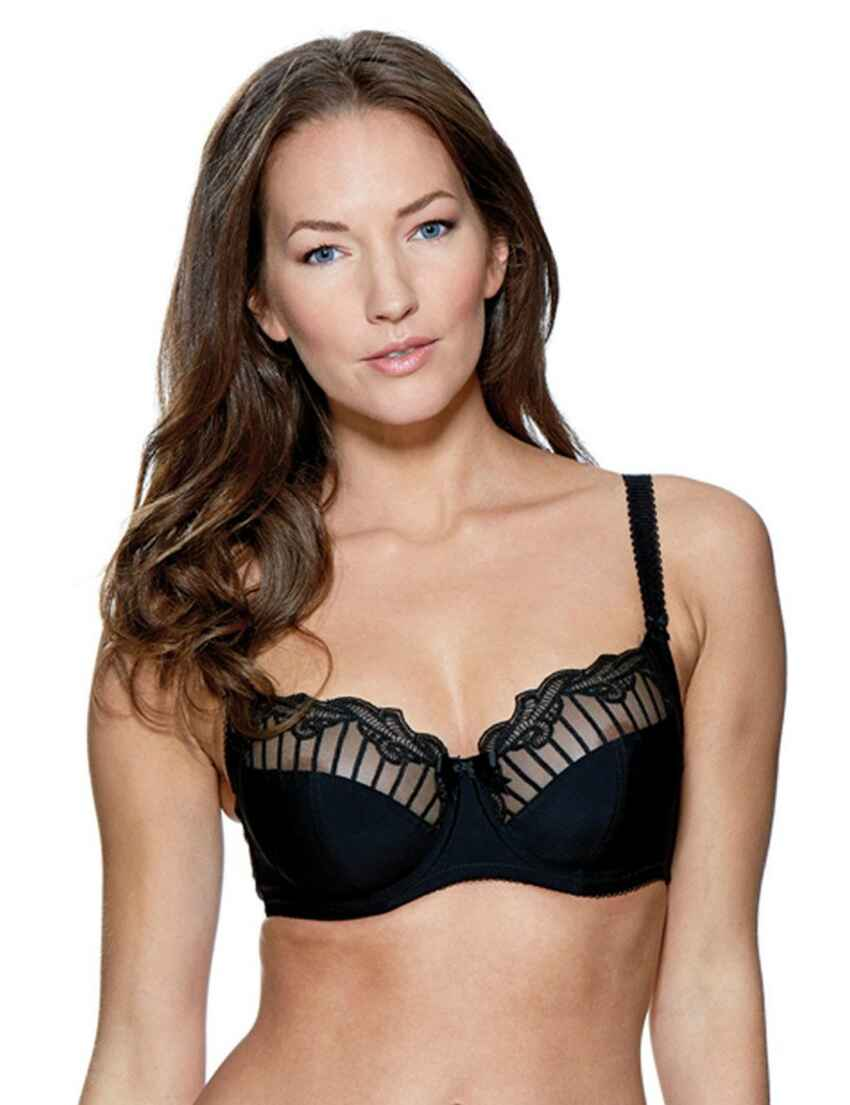 Save · 1295010 Charnos Sienna Full Cup Side Support Bra - 1295010 Black a69231456