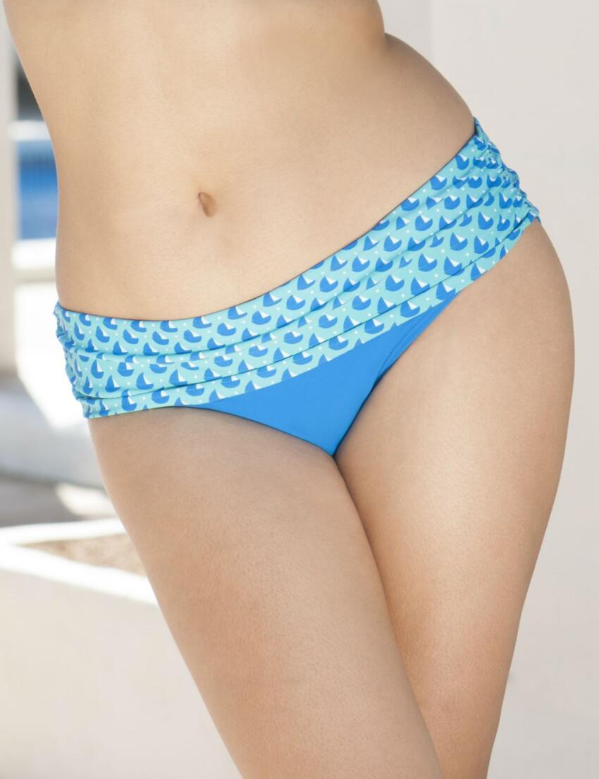 CS1725 Curvy Kate Marina Fold Bikini Brief - CS1725 Fold Pant