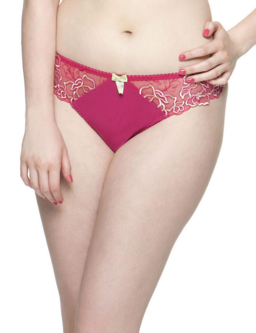 2202 Curvy Kate Carmen Thong  Rose Mix - 2202 Thong