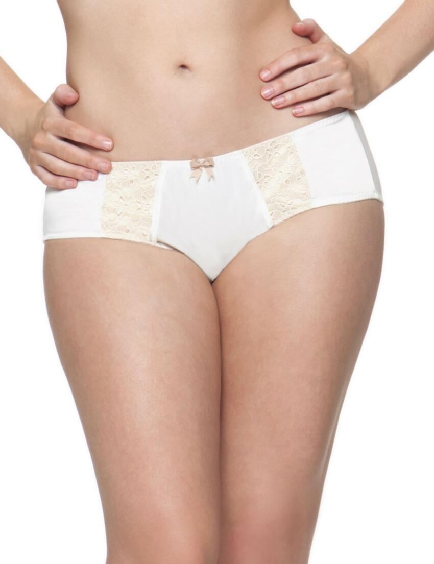 1905 Curvy Kate Lola Brief Ivory - 1905 Brief