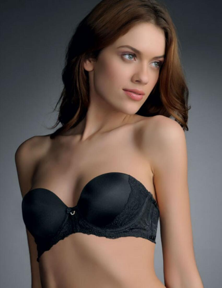 0162 Fauve by Fantasie Rosa Strapless Moulded Bra  - 0162 Strapless Bra
