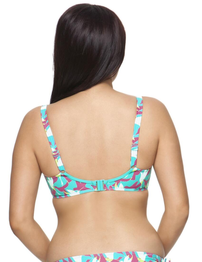 1401 Curvy Kate Birds of Paradise Bikini Top - CS1401 Bikini Top