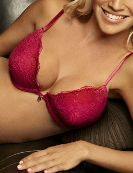 0310 Ultimo The One Lace Bra  - 031012 Berry
