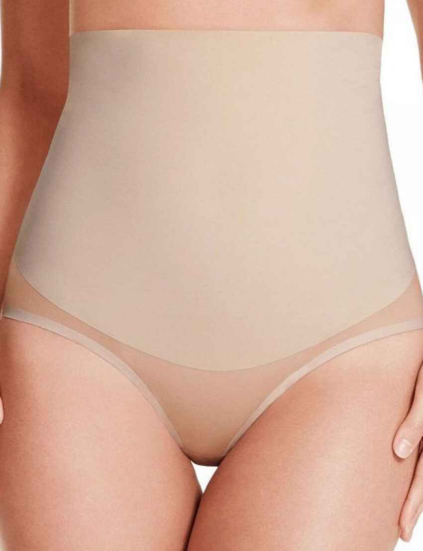 99b9449e43965 Outlet · 808251 Wacoal Smooth Complexion High-Waist Brief - 808251 Natural  Nude