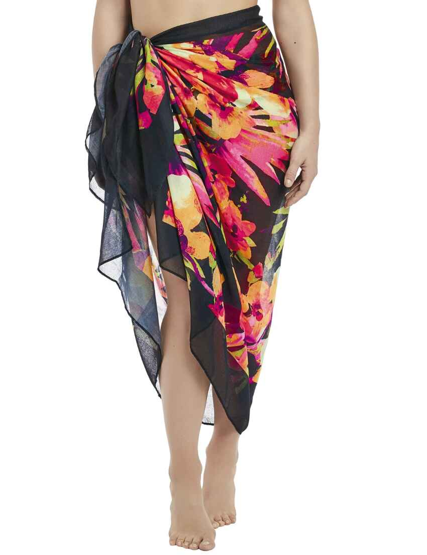 3d0eefd188 Save · 6435 Fantasie Koh Phi Phi Pareo Beach Cover-Up - 6435 Tropical Print