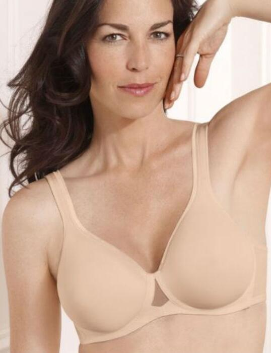 P004R Playtex Absolute Comfort Spacer Bra - P004R Skin