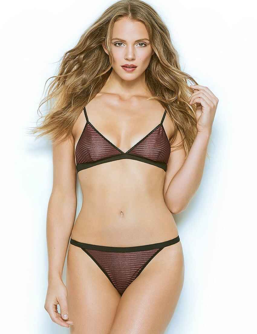 Outlet · 240404 Ultimo Ember Bralette And Thong Set - 240404 Red c4573000e