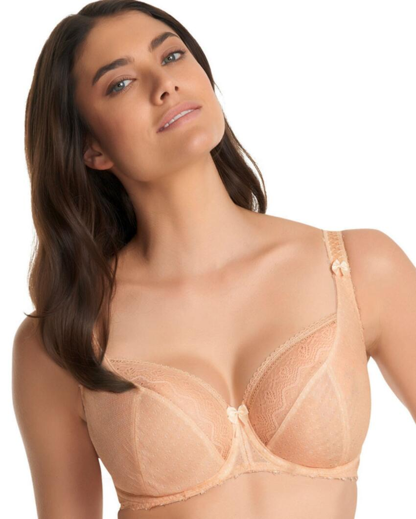 1361 1362 Freya Gem Underwired Balcony Bra  - 1361/62 Nude