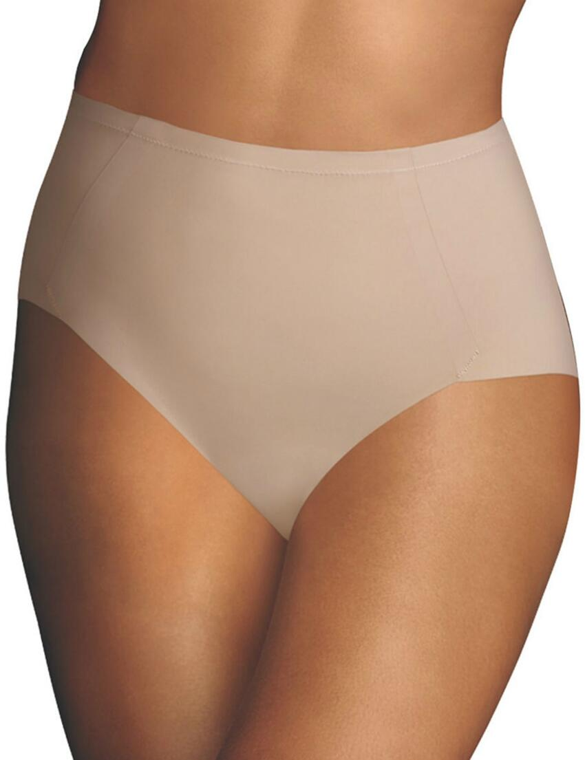 Maidenform Sleek Smoothers High-Waist Shaping Short Thigh Slimmer DM2561