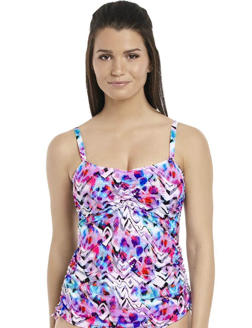 Fantasie Swimwear Cayman Underwired Balcony Bikini Top 5683