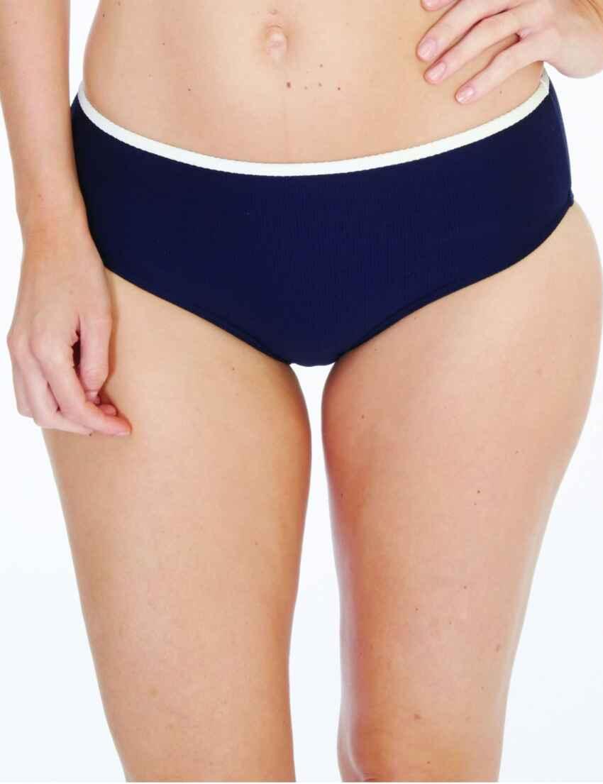 564771539b05e Save · 1757700 Lepel Plain Sailing Bikini Pants - 1757700 Navy Cream