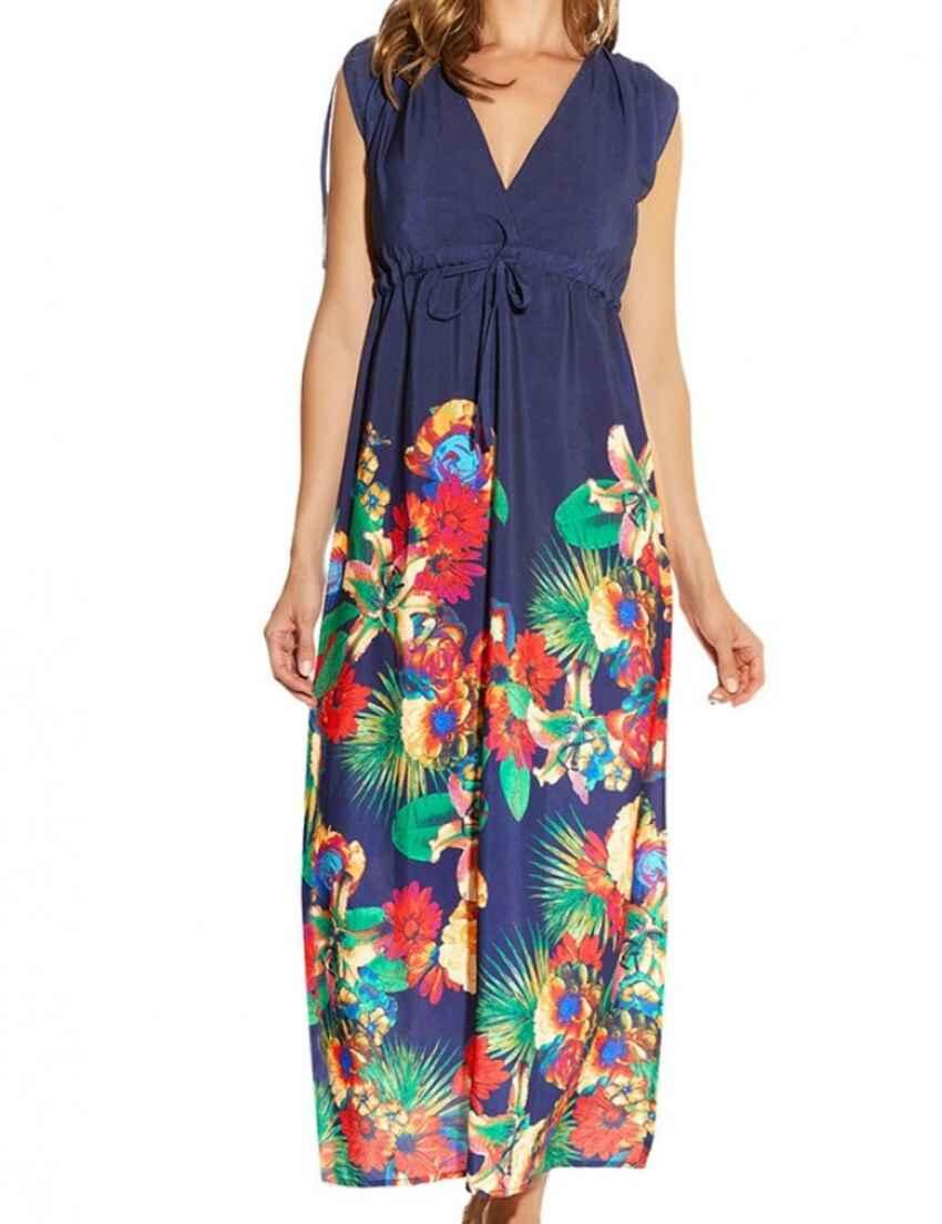 91fef78882 Outlet · 5692 Fantasie Cayman Maxi Dress - 5692 Multi